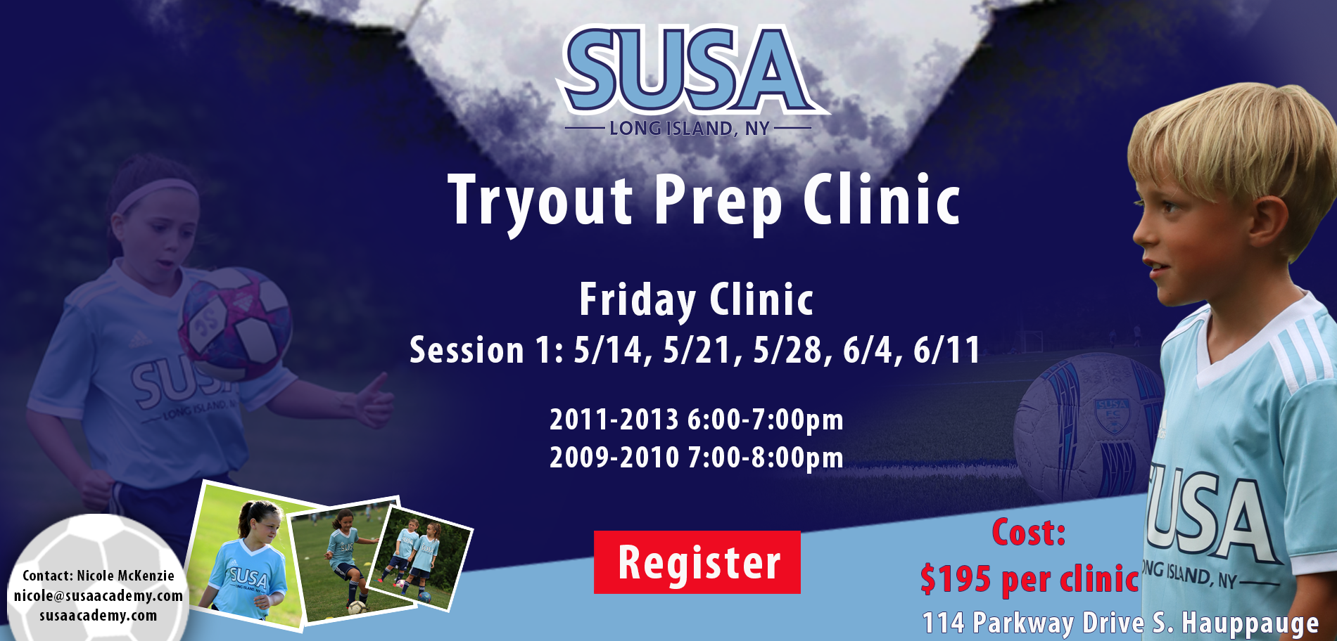 tryout clinc